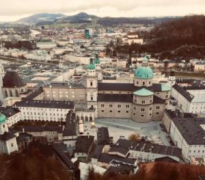 erstes Aussendiensttreffen 2019 -Salzburg