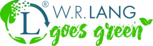 W.R.Lang goes green! mit Saattüten