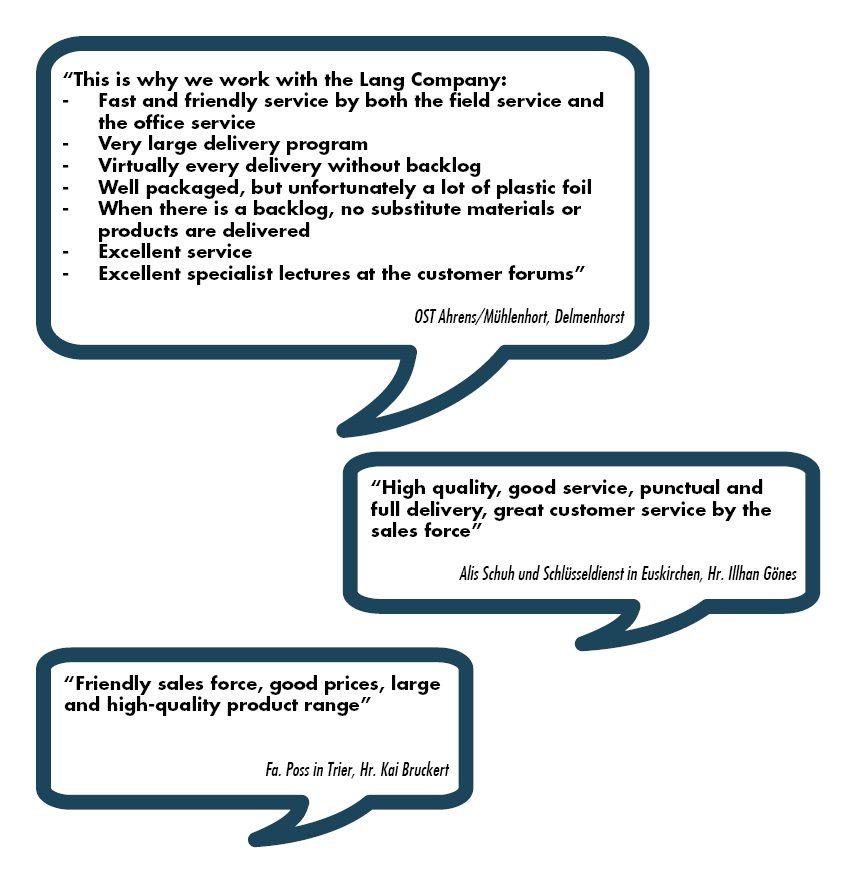 Customer Testimonials 2