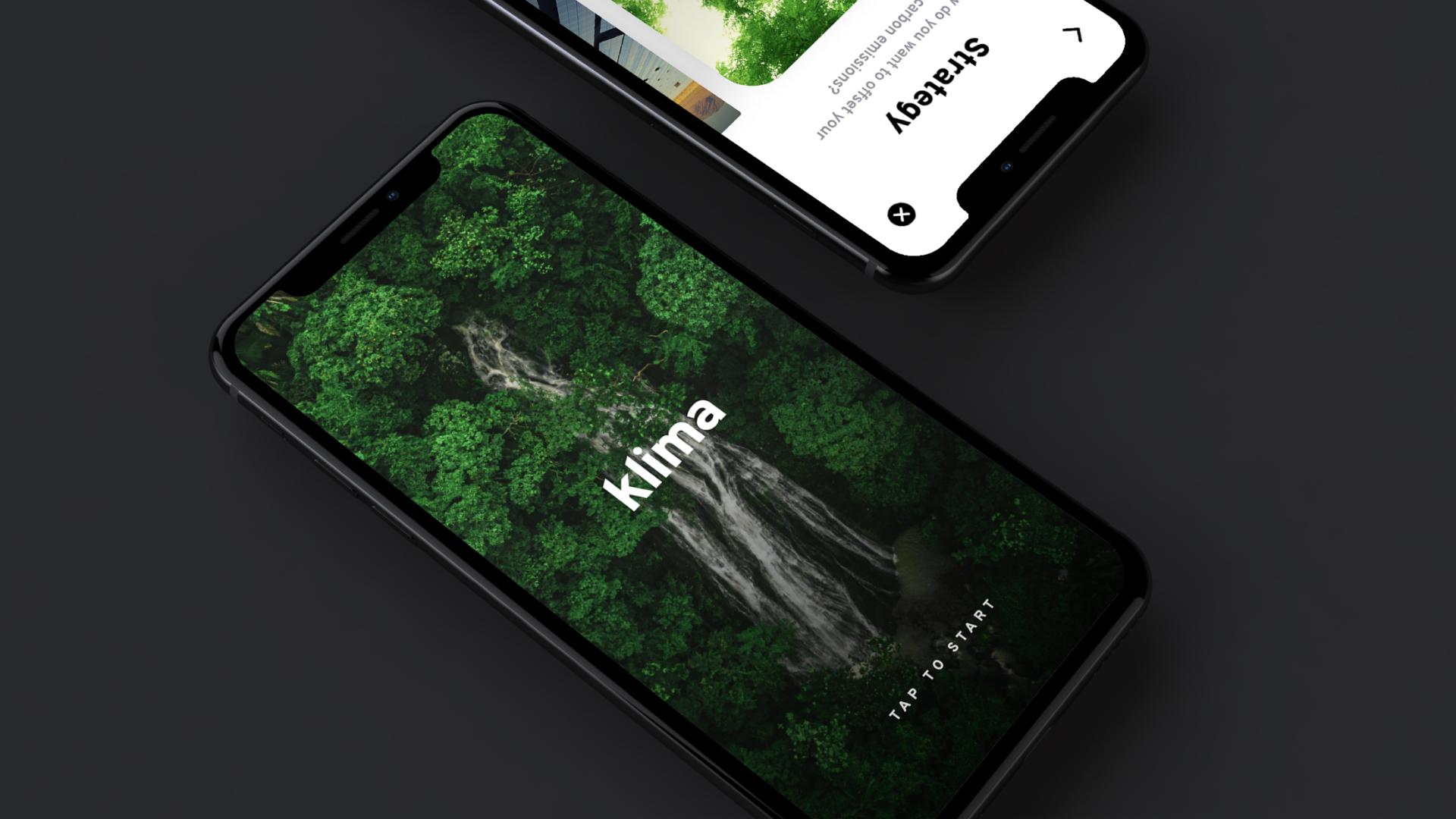Neue Klima App