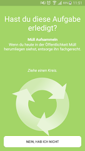 Living more sustainably - Go Green Challenge